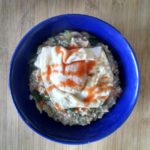 Savory Oats Bowl 2